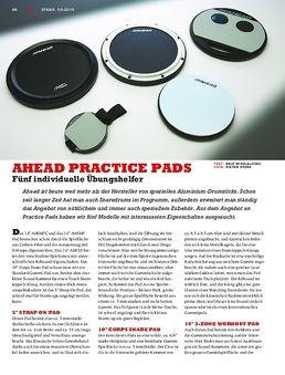 "AHPZM 10"" Practice Snare Pad"