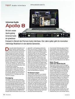 Apollo 8 Duo