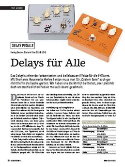 Custom Line DL-5 Delay