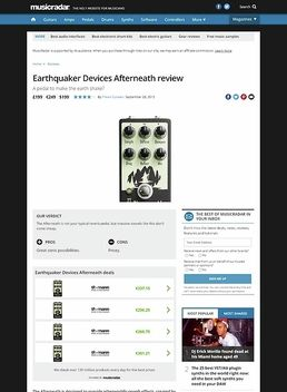 Afterneath Reverb