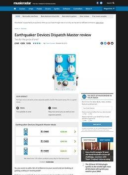 Dispatch Master