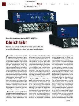 Smart Clock AV MC-3.1
