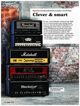 5150 III 50 Watt Head IVR