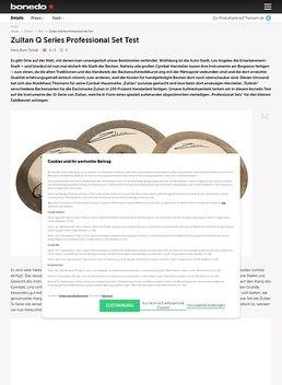Zultan Q Series Professional Set