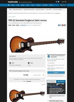 S2 Standard 22 Satin VC