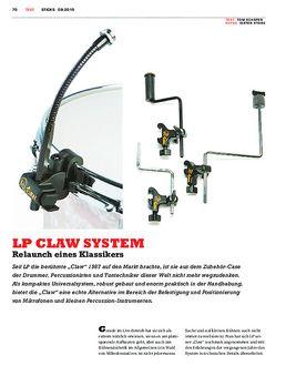 592A-X Mic Claw with Z-Rod