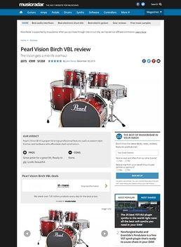 VBL925/C Standard Birch #230