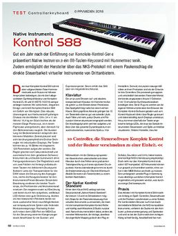 Komplete Kontrol S88