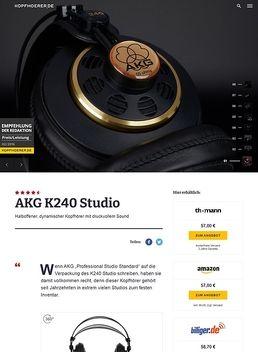 AKG K-240 Studio