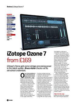 Ozone 7 Advanced