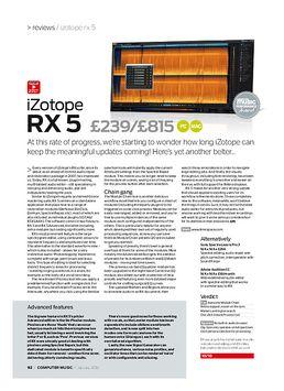 iZotope RX 5