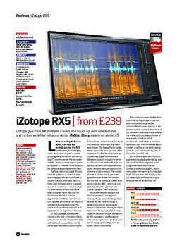 iZotope RX5