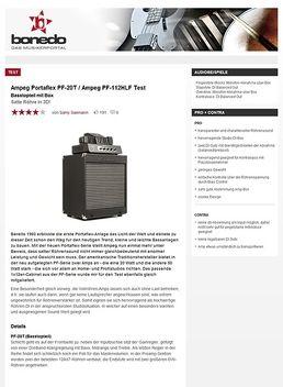 Ampeg Portaflex PF-20T / Ampeg PF-112HLF
