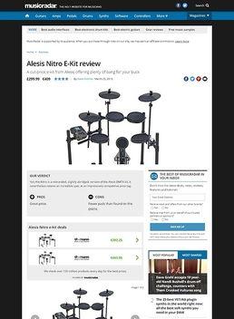Alesis Nitro E-Kit