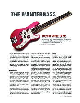 Traveler Guitar TB-4P