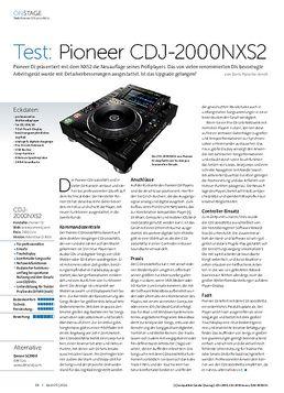 CDJ-2000 NXS2