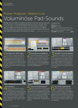 Power Producer: Voluminöse Pad-Sounds