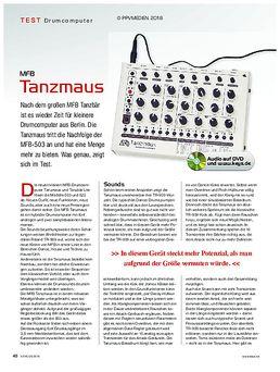MFB Tanzmaus