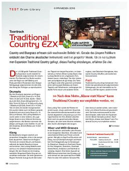 EZX Traditional Country