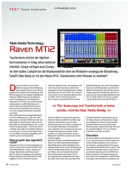 Slate Media Technology Raven MTi2
