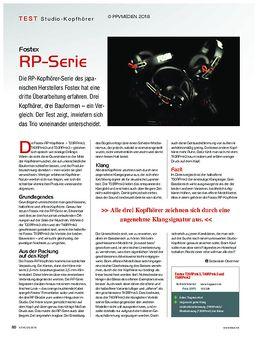 Fostex RP-Serie