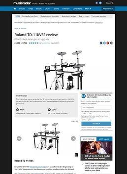 Roland TD-11KVSE