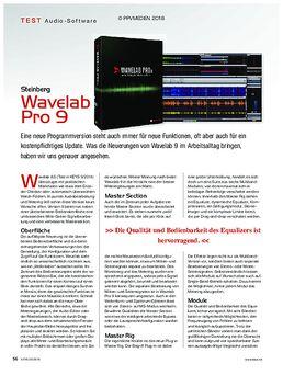 Cubase Pro & Wavelab Pro Suite