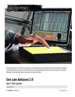 Push 2 Live Suite 9.5 Bundle
