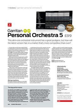 Garritan Personal Orchestra 5