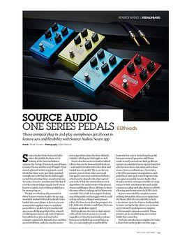 Source Audio Mercury Flanger