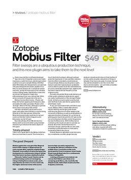 iZotope Mobius Filter