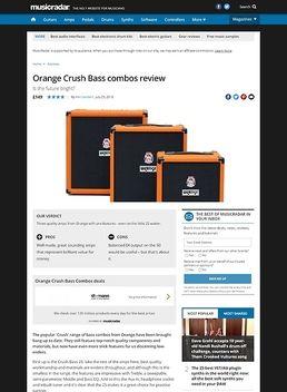 Crush Bass 100