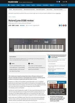 Roland Juno-DS88