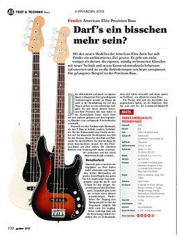 AM Elite Preci Bass RW OWT