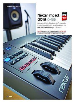 Nektar Impact GX49