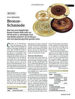 Meinl Byzance