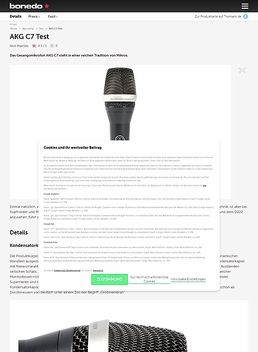 AKG C7