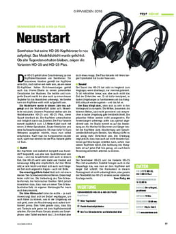 Sennheiser HD-25 & HD-25 Plus