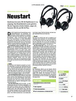 Sennheiser HD-25 & HD-25 Plus