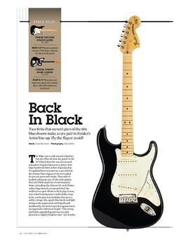 Johnny Marr Jaguar BK