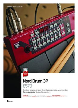 Nord Drum 3P