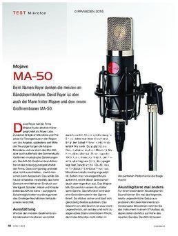 Mojave MA-50