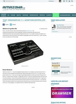 Drawmer MC 3.1