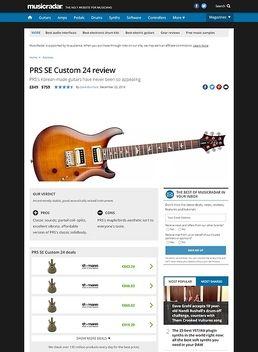 SE Custom 24 WB 2017