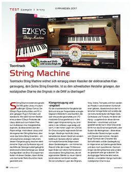 Toontrack String Maschine