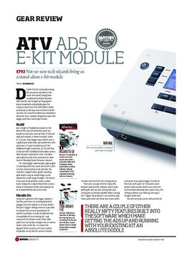 ATV AD5 E-Kit Module