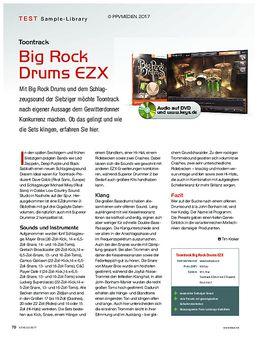 Toontrack Big Rock Drums