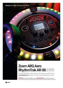 Zoom ARQ Aero RhythmTrak AR-96