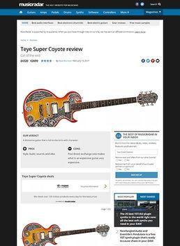 Teye Super Coyote