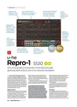 u-he Repro-1
